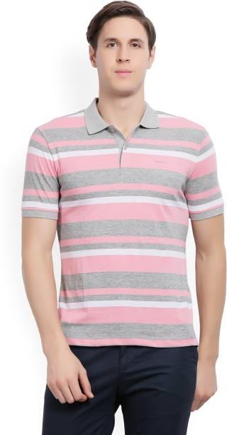 8957bdb24 Van Heusen Tshirts - Buy Van Heusen Tshirts Online at Best Prices In ...