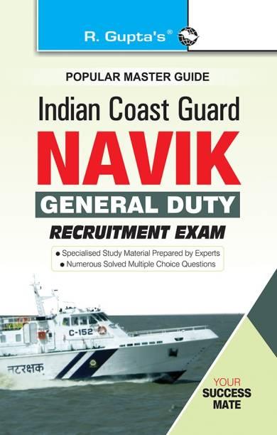Coast Guard Navik (General Duty) Recruitment Exam Guide