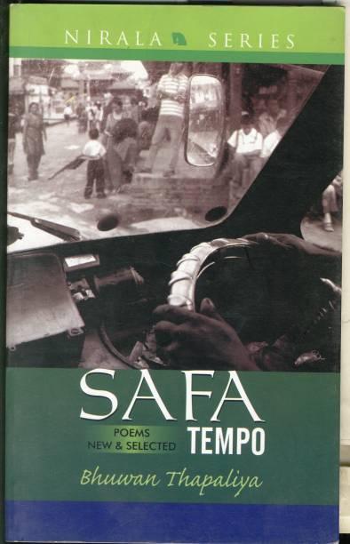 Safa Tempo: Poems New & Selected