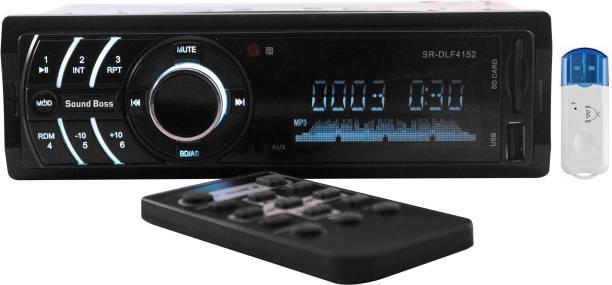 Sound Boss HI-FI SR-DLF4152 BLUETOOTH/FM/AM/USB/SD/AUX Car Stereo
