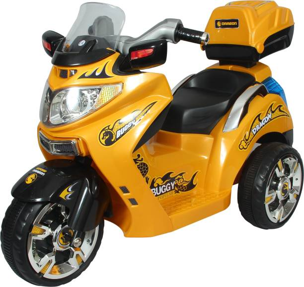 Hollicy Bike Battery Operated Ride On