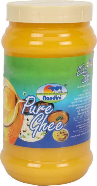 Nandini Pure Cow Ghee 1 L Plastic Bottle