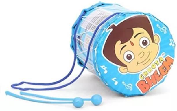 CHHOTA BHEEM Chhota Bheem Toy Drum Set Small