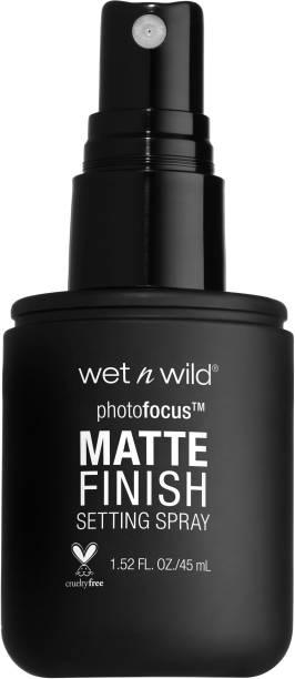 Wet n Wild Photo Focus MATTE Setting Spray Primer  - 45 ml
