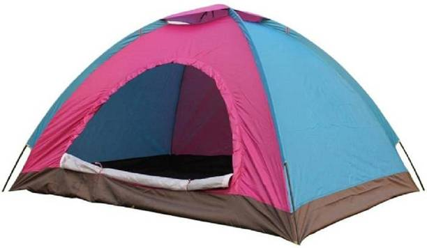 Pearl Outdoor Waterproof Portable 6 Person 1 Door Anti Sun Insect Windproof Large