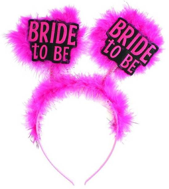 PARTY PROPZ Bride To Be Fancy Hair Band Hair Band
