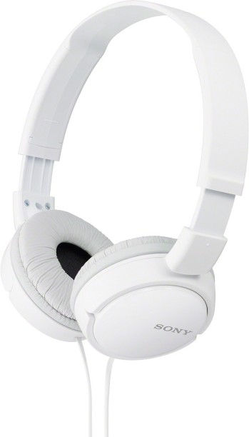 over the ear headphones buy over the ear headphones online at best Headphone Cord sony zx110a wired headphone