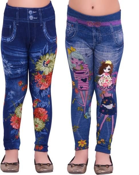 45c7ed2fd Girls Leggings  amp  Jeggings Online Store - Buy Leggings and ...