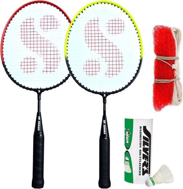 Silver's Junior Pedal Combo-6 Badminton Kit