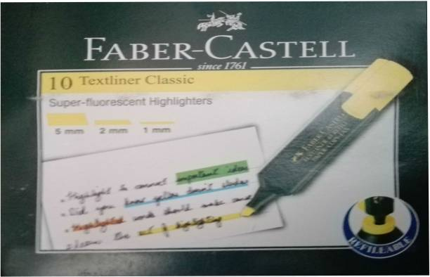 FABER-CASTELL Textliner Classic Pink Pack