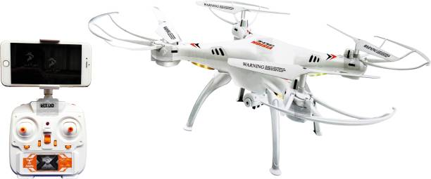 Jack Royal Vision Drone With WiFi Camera White