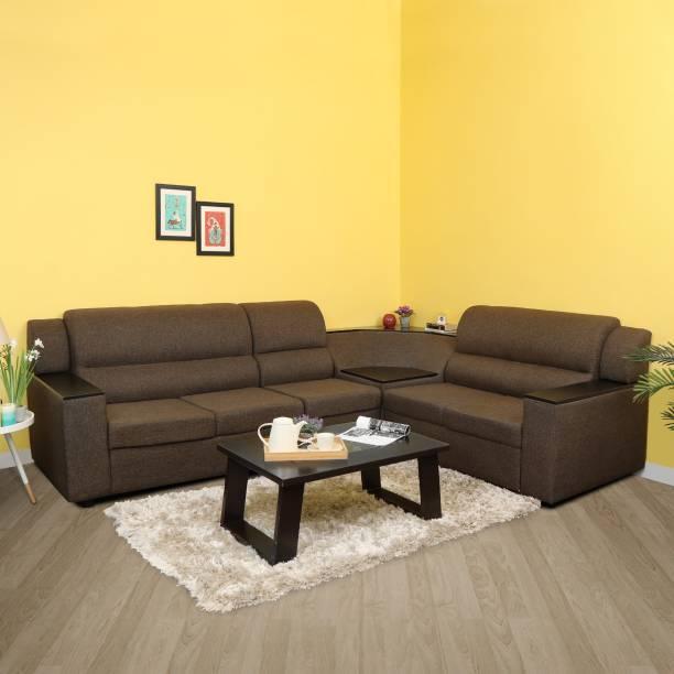 Corner Sofa - Buy Corner Sofa Bed online at Best Prices in ...