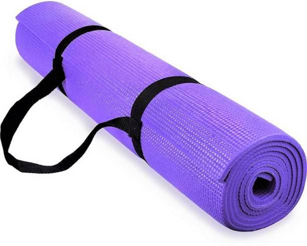 Quick Shel 6mm 100 Eva Eco Friendly Mat Purple Yoga Exercise Gym