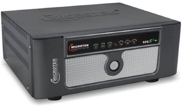 Microtek E2+ 925VA Square Wave Inverter (Black)