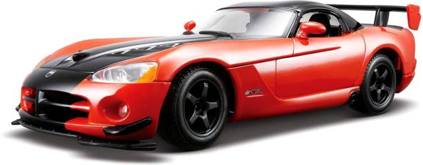Bburago Die Cast 1:24 Scale Dodge Viper SRT 10 ACR car