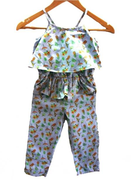 dd6a0feabf Jumpsuits For Girls - Buy Girls Jumpsuits Online At Best Prices In ...