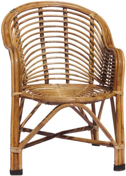 Handicraft heena Cane Outdoor Chair