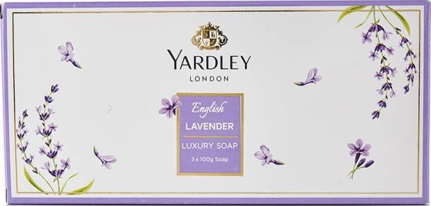 Yardley London English Lavender Luxury Soap