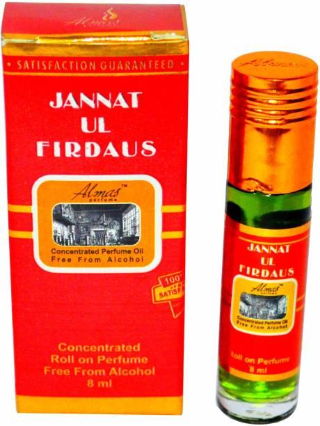 Almas Jannatul firdaus UAE fascinating fragrance pocket Floral Attar