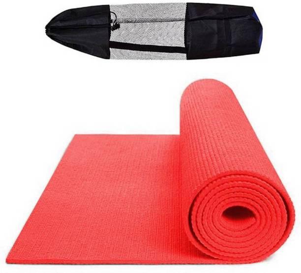 1bfe5bc3889c Quick Shel 6MM 100%EVA Eco Friendly Mat RED 6mm Yoga