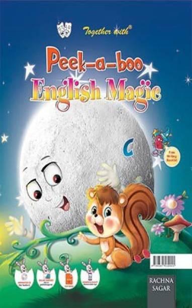 Together With Peek a boo English Magic C