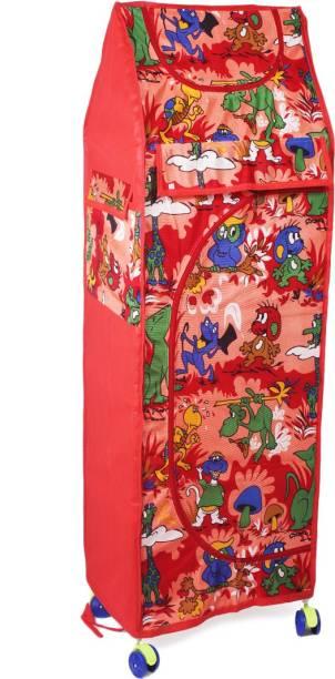 Ebee PVC Collapsible Wardrobe