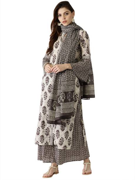 06506b1ca Kurta Pyjama Dupatta Set Ethnic Sets - Buy Kurta Pyjama Dupatta Set ...