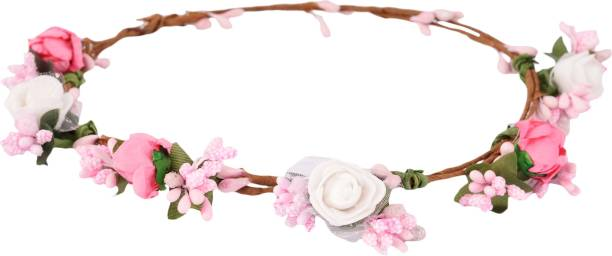 Baby Accessories Hair Accessories The Cheapest Price Pink Flower Headband