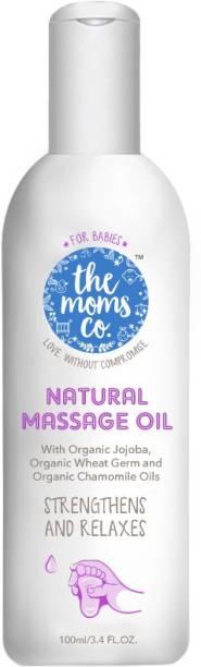 The Moms Co. Natural Massage Oil