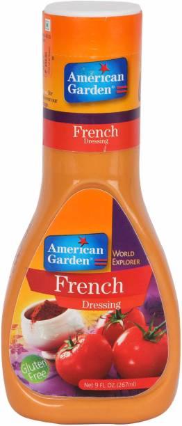 American Garden French Dressing Sauce