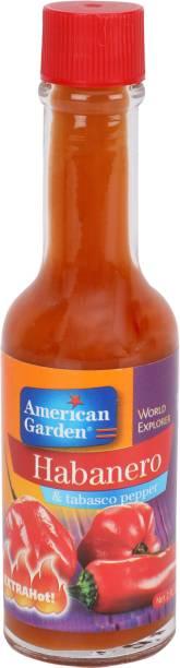 American Garden Habanero and Tabasco Pepper Sauce