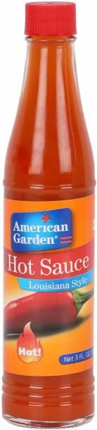 American Garden Louisiana Style Hot Sauce