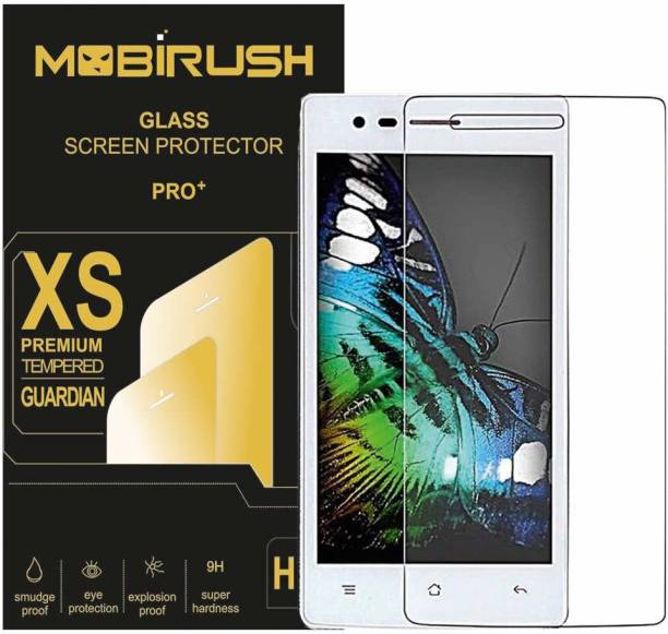 MOBIRUSH Tempered Glass Guard for OPPO Neo 5