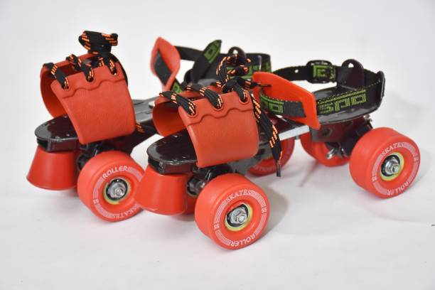 Jaspo JSPROTNRD Quad Roller Skates - Size 7 UK
