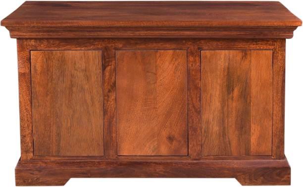 Saffron Art Solid Wood Trunk
