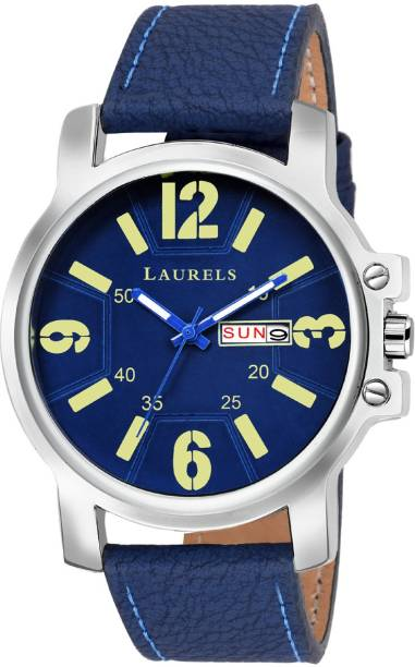 6ed9a8533d4a Laurels Watches - Buy Laurels Watches Online at Best Prices in India ...