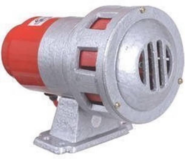 MME MME AC 110V Fire Alarm Buzzer Industrial Electronic Wind Screw Motor High Decibel Mini Siren Smoke and Fire Alarm