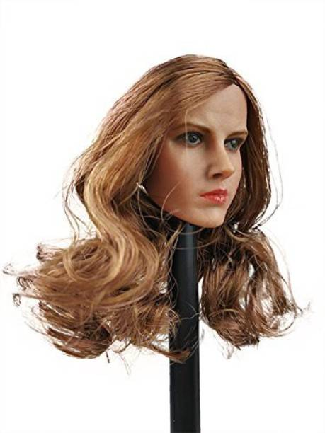 f04d11c8999f2 Phicen Limited Phicen 1/6 Scale Head Sculpt With Champagne Curly Hair For  12