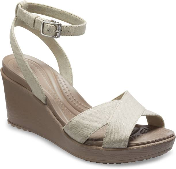 767cc0204194 Crocs Wedges - Buy Crocs Wedges For Women Online at Best Prices in ...