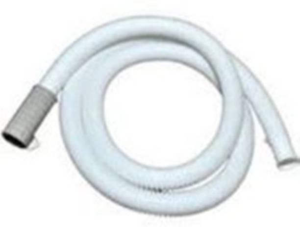 Pooja Trendz Multipurpose Hose Pipe for AC Outlet Drain Water-2 Meter Washing Machine Outlet Hose