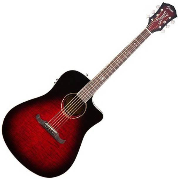 FENDER T-Bucket 300CE TCB Semi-acoustic Guitar Spruce Rosewood Right Hand Orientation
