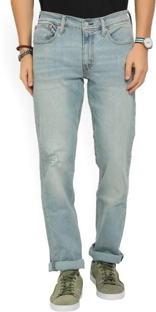 Levi S Slim Men Blue Jeans