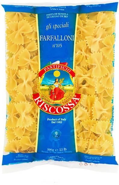 Pastificio Riscossa Farfalloni Pasta Shell Pasta