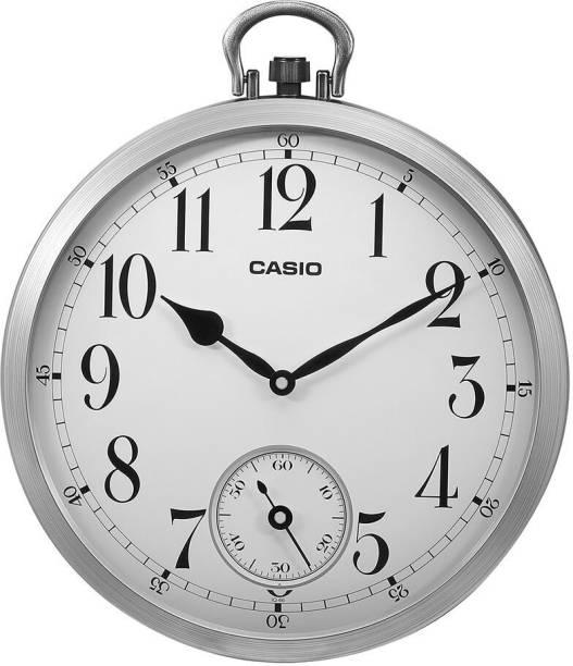 CASIO Analog 41.7 cm X 35.8 cm Wall Clock