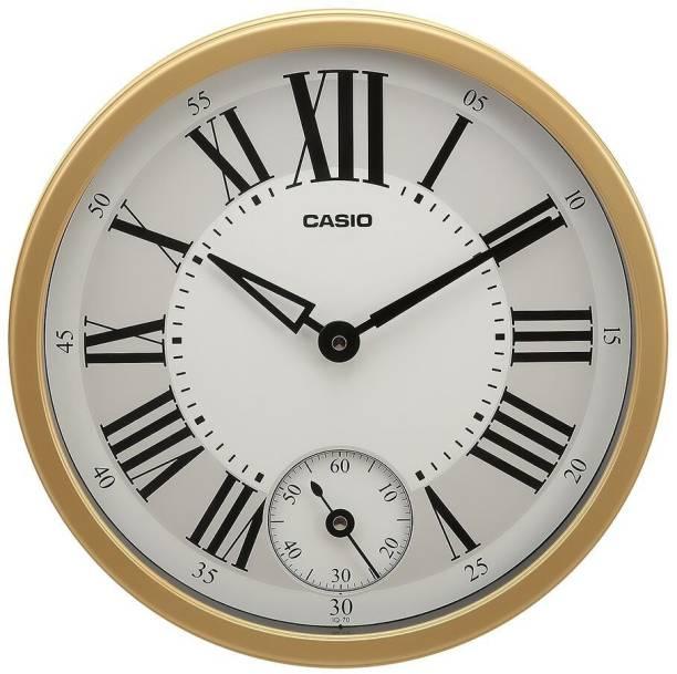 CASIO Analog 200 cm X 35 cm Wall Clock