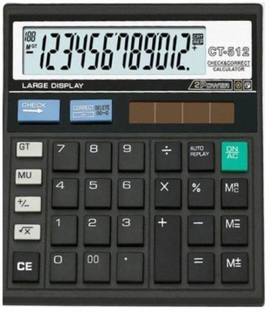 Ct 512 Calculators - Buy Ct 512 Calculators Online at Best Prices In