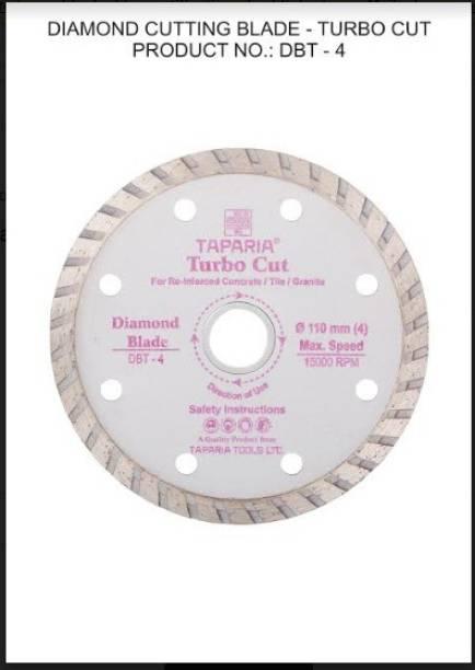 TAPARIA DBT-4 Wood Cutter