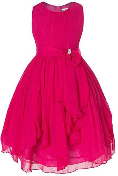 38c3b1e632 Pink Wings Dresses Skirts - Buy Pink Wings Dresses Skirts Online at ...