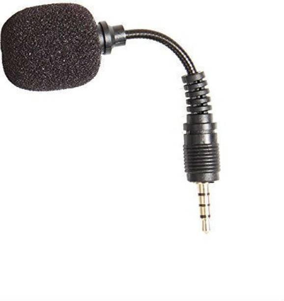 Shrih PORTABLE Mini 3.5mm Jack Flexible Microphone Mic Microphone