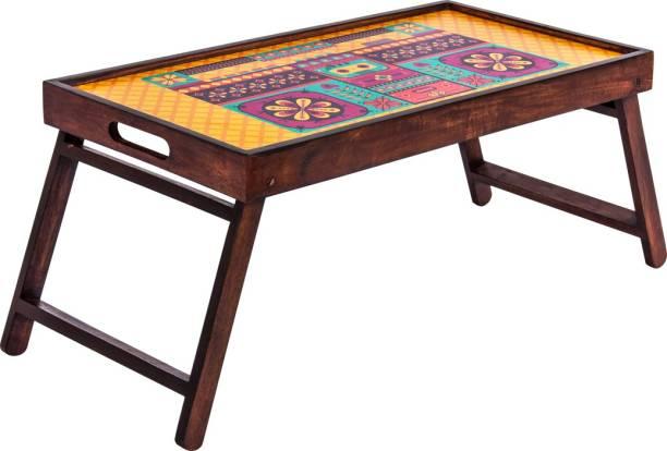 chumbak Wood Portable Laptop Table